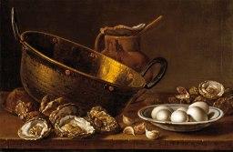 luis-egidio-melendez-bodegon-con-ostras-ajos-huevos-perol-y-puchero-1772-oleo-sobre-lienzo-museo-nacional-del-prado