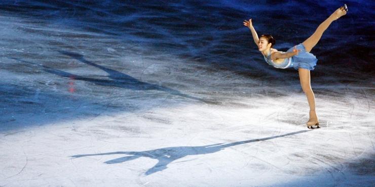 ICE SKATER 1